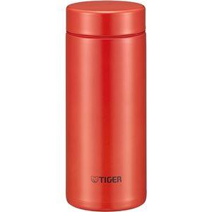 タイガー魔法瓶 ステンレスミニボトル ≪サハラマグ≫ 0.35L バレンシアオレンジ MMZ-A351DO