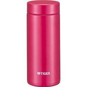 タイガー魔法瓶 ステンレスミニボトル ≪サハラマグ≫ 0.35L パッションピンク MMZ-A351PA