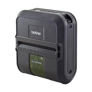 ブラザー工業 ポータブル型感熱ラベルプリンター