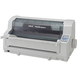 NEC ドットインパクトプリンタ MultiImpact 700JEN