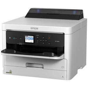 エプソン A4カラービジネスインクジェットプリンター/カラー・モノクロ34PPM/2.4型液晶/耐久性15万ページ