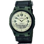 カシオ計算機 腕時計 ZCS-AW80V3BJF