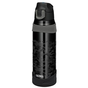 サーモス 真空断熱スポーツボトル 1.0L ブラックカモフラージュ
