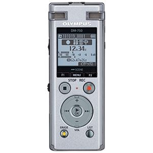 オリンパス ICレコーダー Voice-Trek (シルバー)