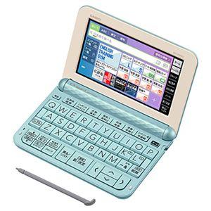 カシオ計算機 電子辞書 EX-word XD-Z4800 (209コンテンツ/高校生モデル/ブルー)