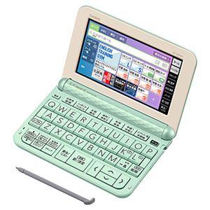 カシオ計算機 電子辞書 EX-word XD-Z4800 (209コンテンツ/高校生モデル/グリーン)