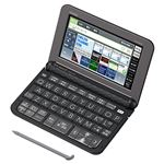 カシオ計算機 電子辞書 EX-word XD-Z9800(186コンテンツ/大学生・文系・英語強化モデル/ブラック)