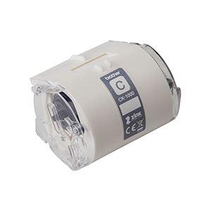 ブラザー工業 感熱カラーラベルプリンター用ロールカセット(クリーニングカセット)/幅50mm/長さ2m