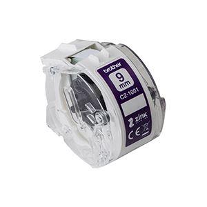 ブラザー工業 感熱カラーラベルプリンター用ロールカセット/幅9mm/長さ5m