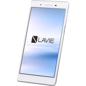 NECパーソナル LAVIE Tab E - TE507/JAW ホワイト