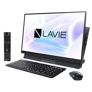 NECパーソナル LAVIE Desk All-in-one - DA770/MAB ファインブラック