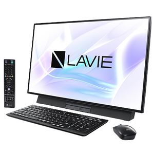 NECパーソナル LAVIE Desk All-in-one - DA970/MAB ファインブラック