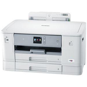 ブラザー工業 A3インクジェットプリンター/有線・無線LAN/給紙トレイ2段/両面印刷