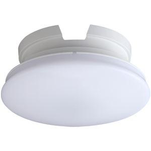 アイリスオーヤマ 小型シーリングライト 薄型600lm 電球色