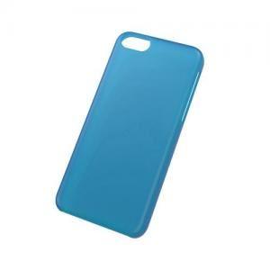 [ELECOM(エレコム)] iPhone 5c用シェルカバー・薄型(ブルー) PS-A13PVUBU