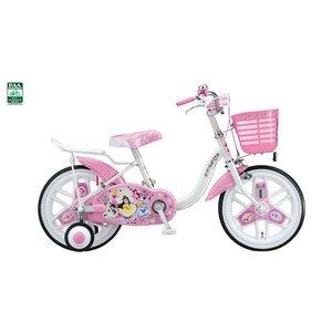 幼児用自転車 ディズニープリンス 16インチ