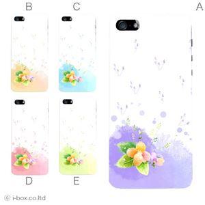 カラーE ハードケース iPhone5S/iPhone5 ケース/アイフォン5/ハードケース/ハード/ docomo/au/SoftBank 対応 カバー ジャケット スマホケース phone5_a03_574a_e