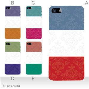 カラーE ハードケース iPhone5S/iPhone5 ケース/アイフォン5/ハードケース/ハード/ docomo/au/SoftBank 対応 カバー ジャケット スマホケース phone5_a07_041a_e