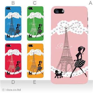 カラーE ハードケース iPhone5S/iPhone5 ケース/アイフォン5/ハードケース/ハード/ docomo/au/SoftBank 対応 カバー ジャケット スマホケース phone5_a08_005a_e