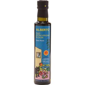 (まとめ買い)アルベルトさんのオリーブオイル D.O.P ブルーラベル 250ml×3セット