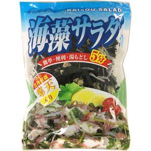 (まとめ買い)海藻サラダ 90g×10セット