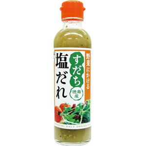 (まとめ買い)野田ハニー すだち塩ダレS 200ml×12セット