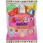 (まとめ買い)【ケース販売】入江製菓 フルーツミルクキャンディ 65g×10袋×5セット