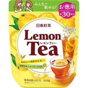 (まとめ買い)日東紅茶 レモンティー 200g×12セット