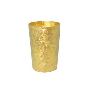 HORIE チタン二重タンブラー 窯創り ライト 270cc プレミアムゴールド
