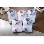 銀座・丸の内のOL100人が選んだワイシャツ&ネクタイセット Sサイズ
