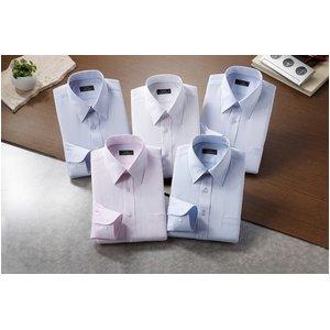 銀座・丸の内のOL100人が選んだワイシャツ&ネクタイセット LLサイズ