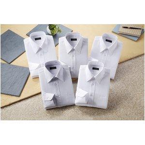 銀座・丸の内のOL100人が選んだワイシャツ&ネクタイセット Mサイズ