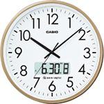 カシオ CASIO プログラム電波時計 シャンパンゴールド IC-2100J-9JF 1台