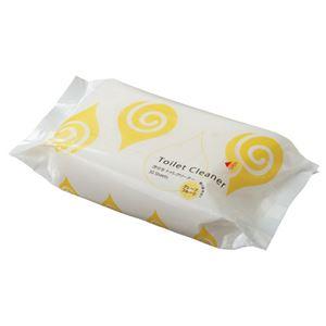 (まとめ) TANOSEE 流せるトイレクリーナー レギュラータイプ グレープフルーツの香り パック入 1パック(30枚) 【×20セット】