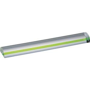(まとめ) 共栄プラスチック カラーバールーペ15cm グリーン CBL-700-G 1個 【×10セット】