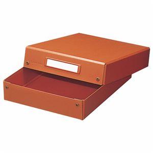 (まとめ) ライオン事務器 デスクトレー A4 茶DT-13 1個 【×5セット】