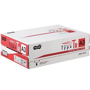 (まとめ)TANOSEE αエコペーパータイプTR A3 1箱(1500枚:500枚×3冊) 【×3セット】