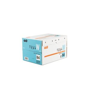 (まとめ)TANOSEE αエコペーパー タイプWB4 1箱(2500枚:500枚×5冊) 【×2セット】