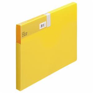 ライオン事務器 ハンドファイル A4背幅20mm マスタード HF-861 1セット(10冊)