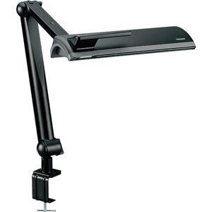 ツインバードアーム型タッチインバータ蛍光灯 ブラック LK-H766B 1台