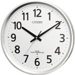 シチズン 電波掛時計8MY475-019 1台