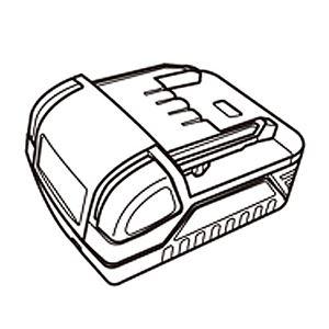 新興製作所 1.5AバッテリーパックLBP-144 1個