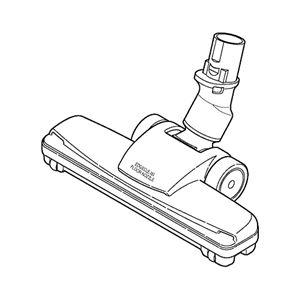 (まとめ)パナソニック 掃除機用床ノズルAMV99R-6Z0 1個【×3セット】