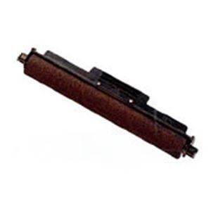 (まとめ)シャープ 電子レジスタ用インキローラー黒 TY124AB 1個【×3セット】