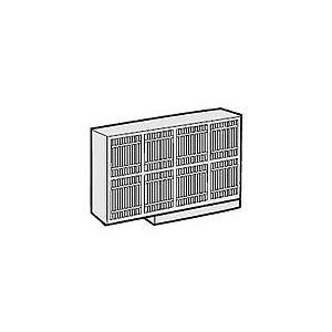 (まとめ)シャープハイブリッド式加湿機用交換フィルター HV-FP5 1個【×3セット】