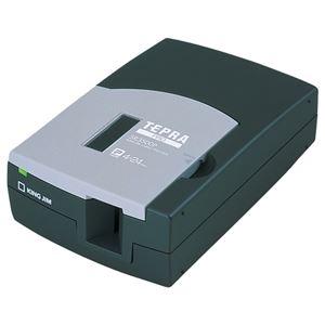 キングジム テプラ PRO PC接続専用ブラック SR3500P 1台