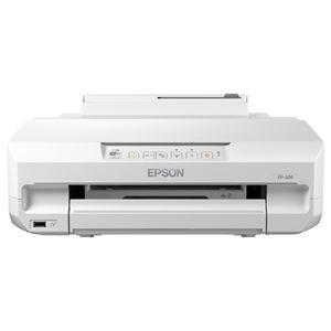 エプソン Colorioインクジェットプリンター A4 EP-306 1台
