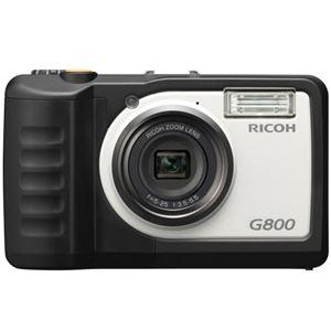 リコー 防水・防塵・業務用デジタルカメラG800 162045 1個