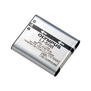 オリンパス リチウムイオン充電池LI-50B 1個