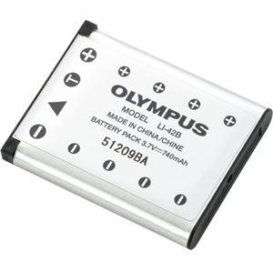 オリンパス リチウムイオン充電池LI-42B 1個